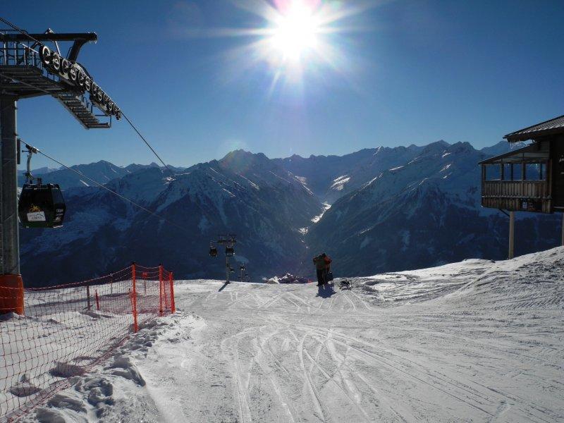 Blick nach Süden Habachtal