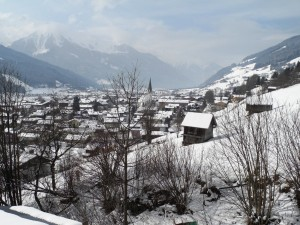 Winter in Bramberg